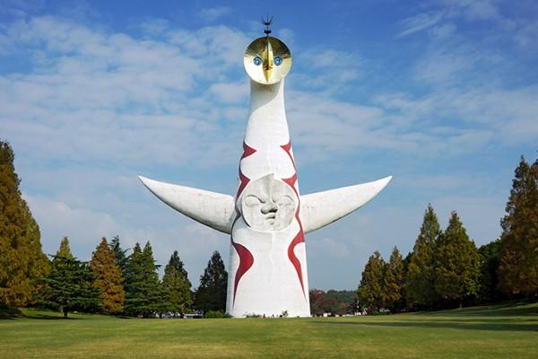 大阪府吹田市太陽の塔