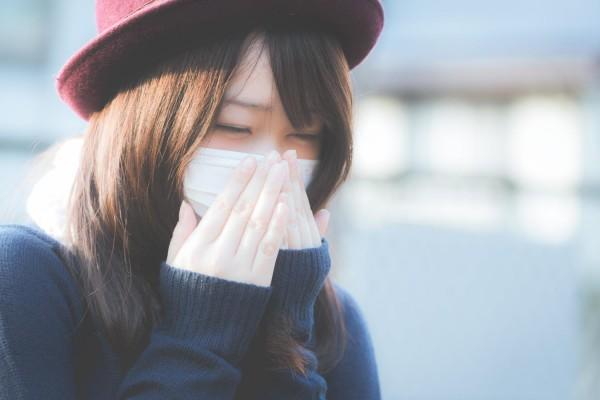 花粉症PM2.5黄砂の鼻炎
