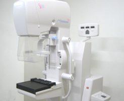 乳がん検診マンモグラフィー