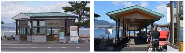 宮島乗場(3号桟橋)