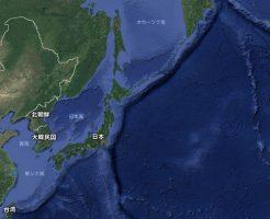 日本の排他的経済水域、接続水域、領海