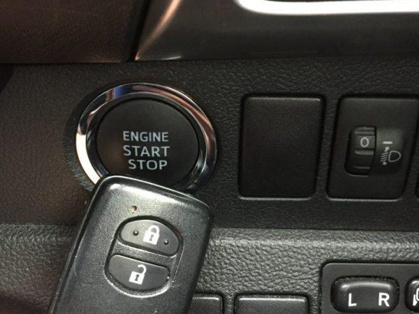 エンジンの掛け方