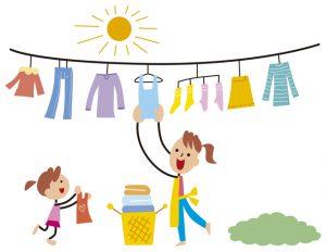 洗濯の種類